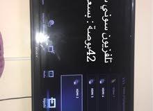 تلفزيون سوني سمارت بسعر ممتاز