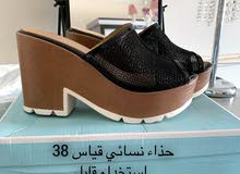 احذية جديدة غير مستعملة للبيع