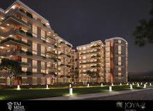 شقة تشطيب كامل للبيع بالتقسيط بالعاصمة الإدارية بالقرب من حي السفارات