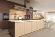 ادفع 68 الف وامتلك شقة غرفتين وصالة فقط 680 الف فى قرية الجميرا الدائرية وسط دبي