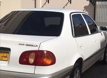 كورولا موديل 1999 نظيفه للبيع