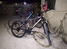 دراجه هوائيه جنت 26 جديد مستعمل اسبوع