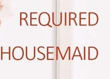 A live in housemaid lady with flexi permit/ local transfer