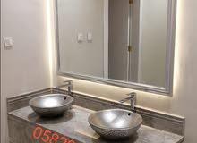 مغاسل رخام طبيعي تفصيل حسب الطلب