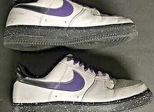 بوت Nike Air Force اصلي قياس 42