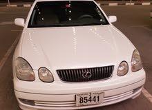 سيارة لكزس Gc300 موديل 2003
