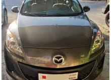 للبيع مازدا 3 موديل 2012