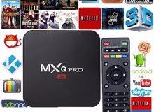 رسيفر الاندرويد MXQ pro 4K OSN Bein الاختيار الأفضل
