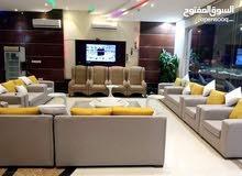 شقة مفروشة للايجار الشهري :