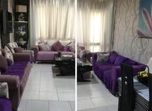 شقة غرفة وصالة مفروش أجار شهري3000شارع النجدة التسليم فوري ابو ظبي