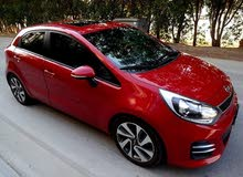 KIA RIO, Full option with sunroof, pushbutton start - Personal vehicle