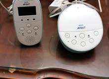 Avent baby monitor