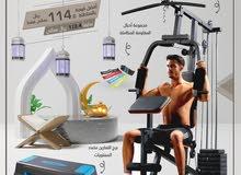 مجموعة تمارين عضلية