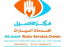 مطلوب ميكانيكي وفني صالة وكهرباءي لمركز الاصيل للسيارات .