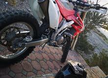 دراج هوندا crf450