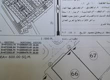 أرض سكنية بولاية صحار منطقة غيل الشبول الجديدة المربع ب