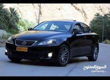 Lexus IS 2006 For sale - Black color