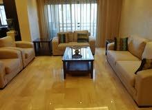شقة مفروشة بالكامل للايجار في دير غبار,  أنيقة جدا, مساحة الشقة120 متر مربع، الطابق الاول