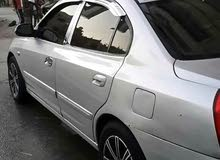 Hyundai Avante 2002 for rent per Day