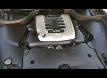 محرك انفنتي لي البيع FX50s