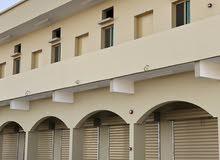 غرف وورش ومحلات للايجار في صناعية السويق