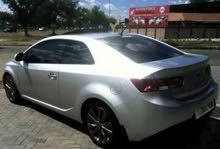 Kia Cerato Koup 2012 For sale - White color