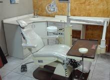 عيادة اسنان للبيع اجهزة فقط