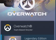 مطلوب حساب Blizzard فيه اوفرواتش عالPc