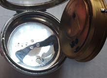 ساعة جيب فضة انجليزية موديل 1898 ماركة سميت