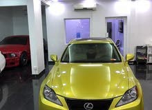 Available for sale! 0 km mileage Lexus IS 2007