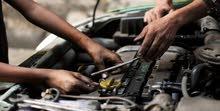 مطلوب ميكانيكي وكهربجي سيارات