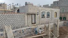يوجد لديناء بيت مسلح في  صنعاء للمعاينه   772189228