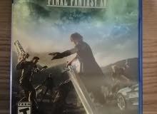 Final Fantasy xv  .    attack on tittan   .