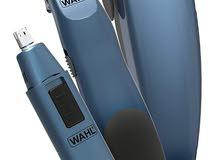 ماكينة حلاقة 3 قطع ماركة ويل WAHL الأصلية