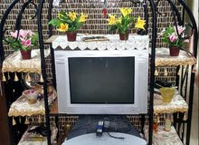 تلفزيون LG 21 + طومسون فرنسي 29 + بوفيه + رسيفر عدد2 حالة جيدة سعر 120دينار