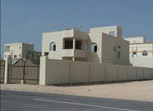 للبيع فيلا جديدة في أبو ظلوف