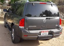 Nissan Armada Used in Abu Dhabi