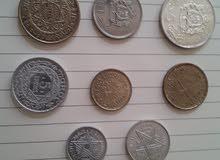 نقود مغربية قديمة