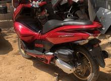 Tripoli - Honda motorbike made in 2012 for sale