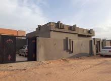 منزل في تاجوراء منطقة التويته مساحة الأرض 350متر