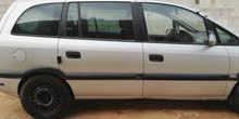 Automatic Silver Opel 2002 for sale