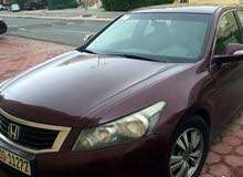 Honda Accord car for sale 2010 in Farwaniya city