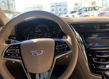 Black Cadillac CTS 2015 for sale