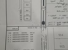 ارض في الرستاق الحديثة قريب الشارع بأقل من 300 متر