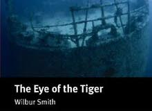 Novel . Eye of the Tiger By Wilbur Smith