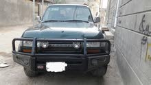 Used Toyota Land Cruiser in Basra
