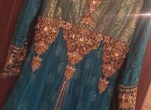 جلبية طراز مغربي هندي من طرابلس محل الفراشة