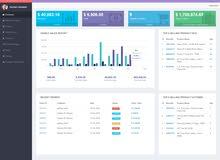 نظام ادارة مخازن ومشتريات للبيع (Stock , Inventory Management System)