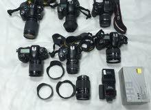 للبيع 6 كاميرات بسعر خيالي ومغري