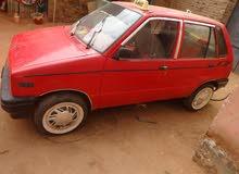 للبيع ماروتي 800  سوزوكي  موديل 1990  بحالة جيدة  بسعر 200 الف ج